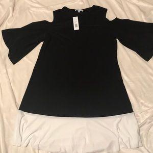 NWT Annalee + Hope cold shoulder dress